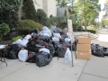 West Hempstead Clothing Drive 2013
